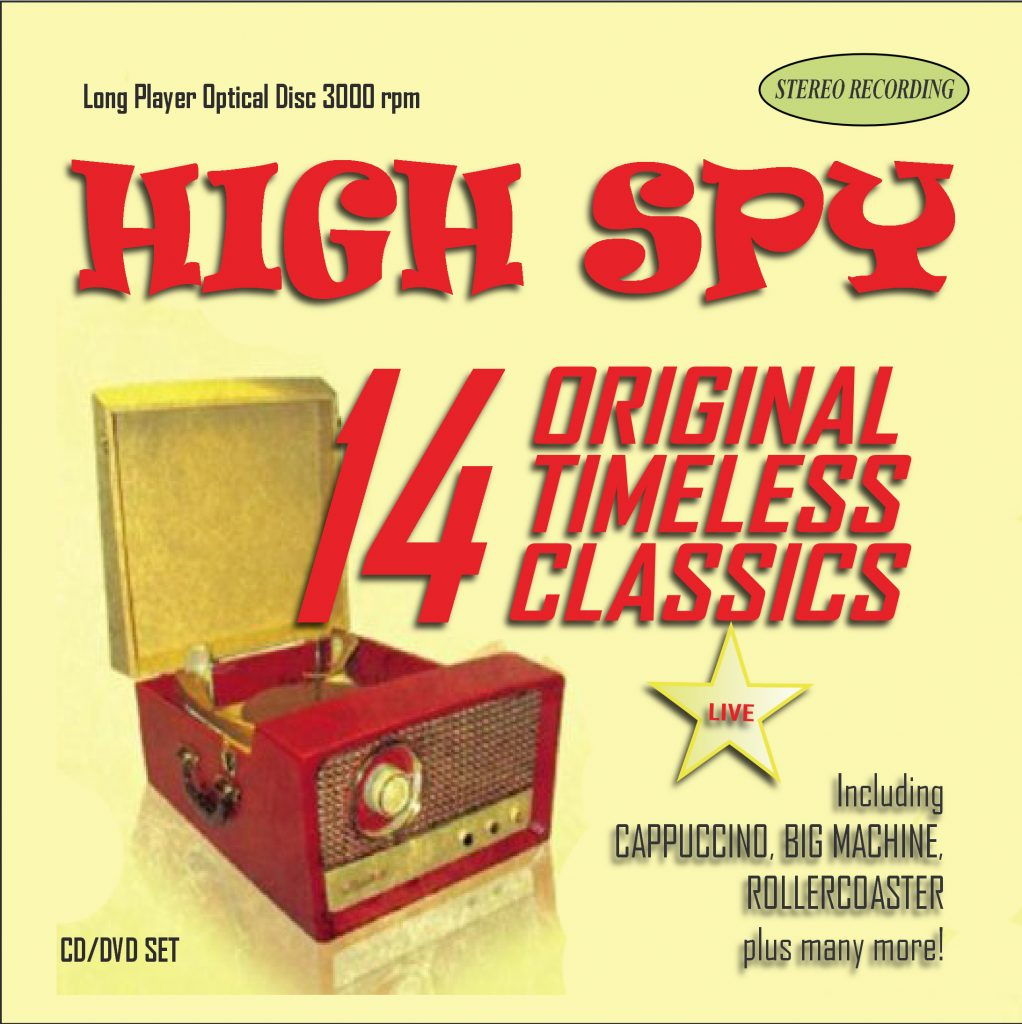 HIGHSPY14TimelessClassicsLivecp