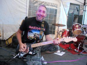 ADAM RUSHTON - Guitars (2015) Guest