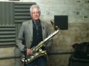 HARRY DAVIES - Saxophone (2008) Guest