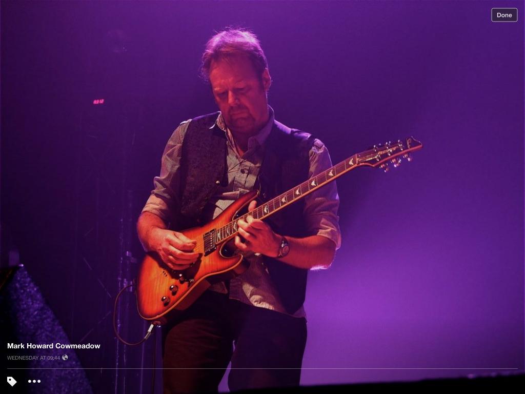 MARK STOKES - Guitars