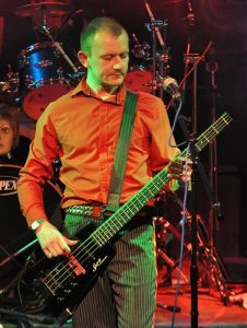 LEE WESTON - Bass (2006 -2015)
