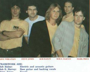 FRAMEWORK mk 1 - (1991)