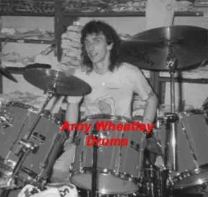 ARNY WHEATLEY - Drums (1991 -1994)