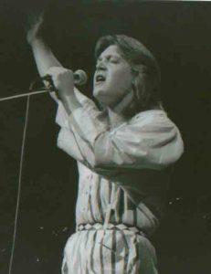 ADE PEDDIE - Vocals (1992 - 1994)