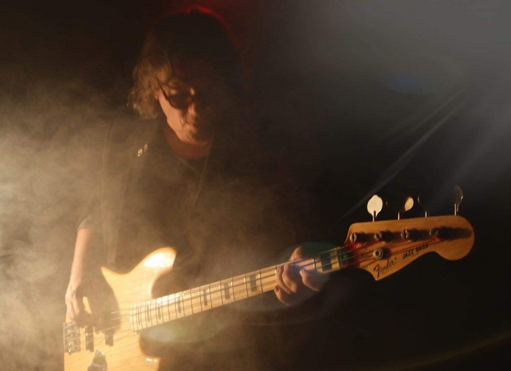 DAVE LYTHGOE - Bass, Bass Pedals (2020 - present Day)