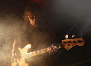 DAVE LYTHGOE - Bass Guitar, Bass Pedals (2020 - present Day)