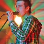 SPENCER CROSSLEY - Vocals (2010 - 2011)