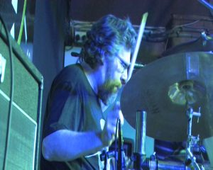 TONY HALL - Drums  (2015 - present) Played for JINX, currently plays for GRACE & HIGH SPY.